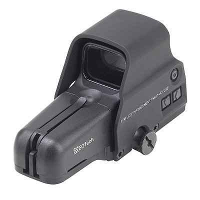 Night Vision Compatible Sights With 2 Cr123 Batteries