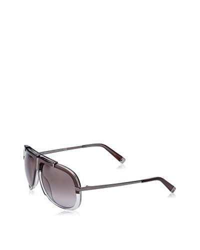 D Squared Sonnenbrille DQ0055 (60 mm) grau/transparent/braun