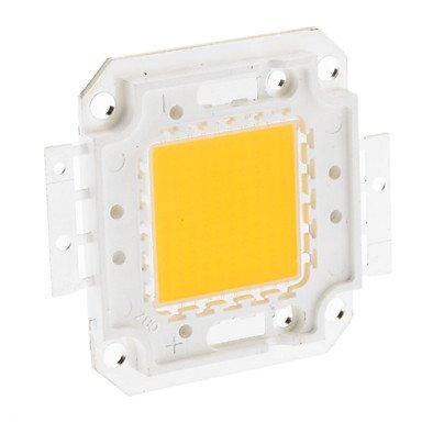 Component Leds - Diy 100W 7900-8000Lm 3000Ma 3000-3500K Warm White Light Integrated Led Module (32-36V)