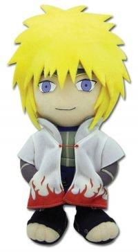 Official Naruto Shippuden 8″ 4th Hokage Minato Plush image