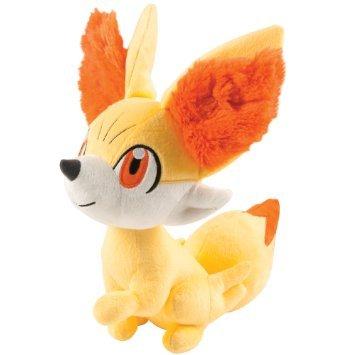 Pokémon Small Plush, Fennekin from TOMY