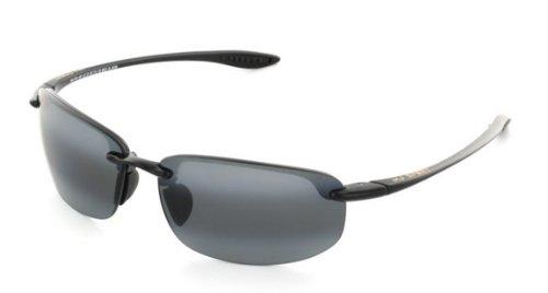 98dc4577248 Maui Jim Ho okipa Reader Sunglass (+2.00)-G807-0220 Black (Gray Lens ...