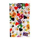 【ハロウィン包装資材】2012OPPクリスタルパック SS大(50枚入)  / お楽しみグッズ(紙風船)付きセット