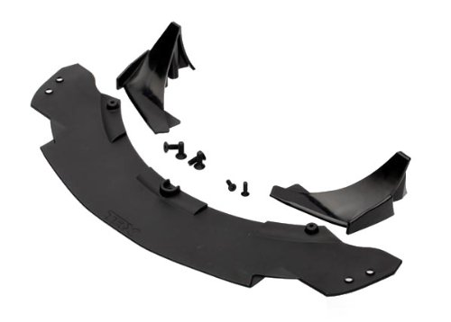 Traxxas 6433 Splitter Extension/Canards Left/Right XO-1
