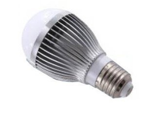 12W Led Light Bulb - Equal To A 60 To 75 Watt Incandescent