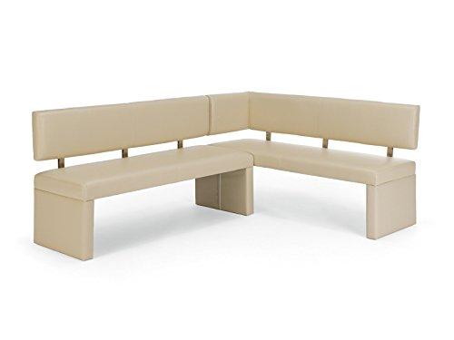 Eckbank-Mathis-140x180-creme-Kunstleder-Rcken-offen