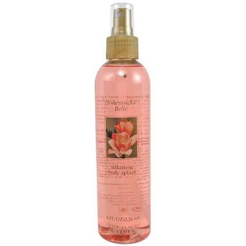 Hi Do You Have Victorias Secret Garden Honeysuckle Belle Limited Edition Silkening Body Splash