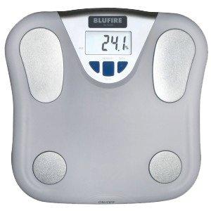 Image of BluFire Body Fat Analyzer w/XL LCD Display (B005G0QIWS)