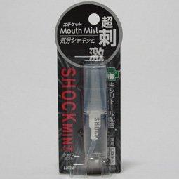 エチケットマウスミスト ショックミント 5ml