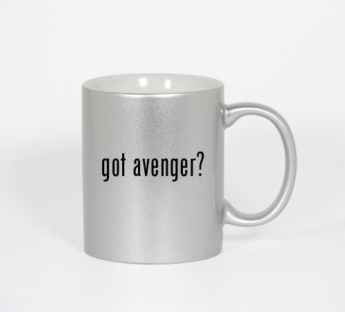 Got Avenger? - 11Oz Silver Coffee Mug Cup