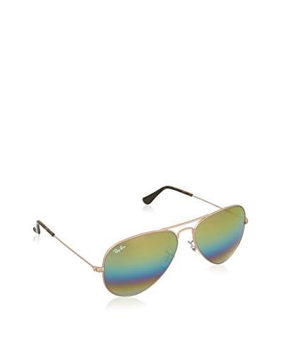 Ray-Ban Gafas de Sol AVIATOR LARGE METAL (58 mm) Bronce