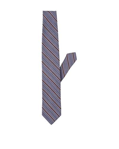 Arcieri Cravatta  Blu Avio/Marrone Unica
