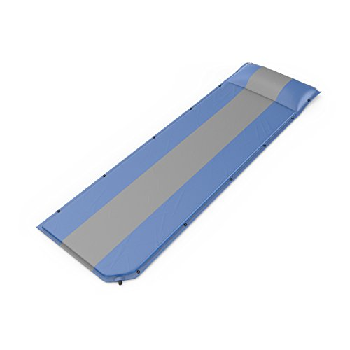 SmartSpeed® Self-Inflating Air Sleeping Pad