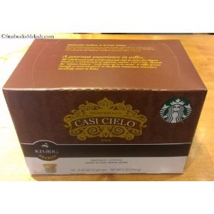 Starbucks Casi Cielo Blend, K-Cup 12-Count front-538430