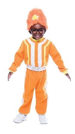 Yo Gabba Gabba Deluxe Dj Lance Rock Toddler Costume, 2T