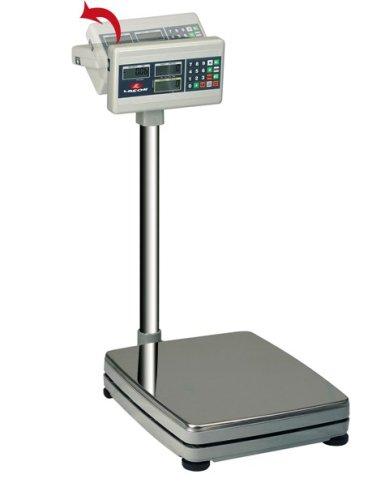 Lacor 61700 Balance Électronique avec Socle Carré 150 Kilos