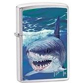 Zippo 鮫 Shark Guy Harvey 海の生き物 ジッポ 21052