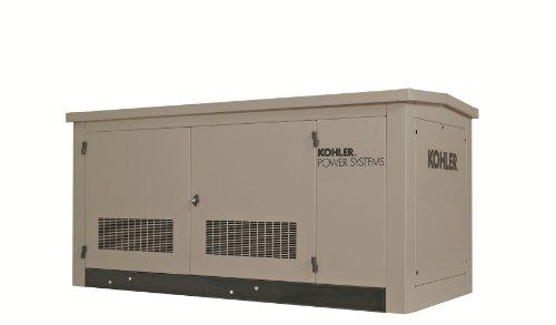 Kohler 30RESA 30,000-Watt Liquid-Cooled Standby Generator
