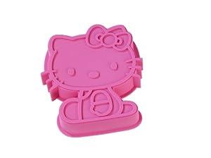 Hello Kitty 20548 Silikonbackform