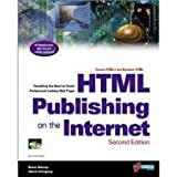 img - for Html Publishing on the Internet book / textbook / text book