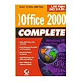 Microsoft Office 2000 Complete (0782124119) by Sybex, Inc. Staff