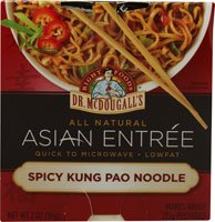 Dr Mcdougalls Asian Entree Spicy Kung Pao Noodle -- 2 Oz from Dr. McDougall's