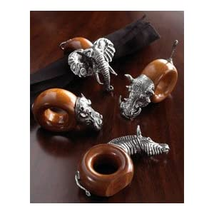 Animal Napkin Ring
