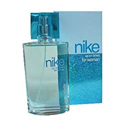 Nike Up Or Down Perf Edt for Women, Blue, 75ml