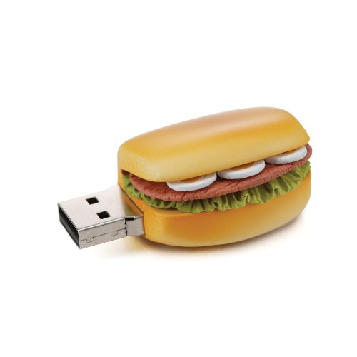 4GB Sub Sandwich Flash Drive - Great Gift Item!