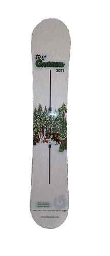 **limited Edition*** Burton Stash Gathering 2011 Snowboard 155cm