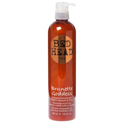 TIGI Bed Head Brunette Goddess Shampoo 400 ml (13.5 oz.) (Case of 6)