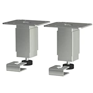Ikea Set Of 2 Utby 4 To 5 Height Adjustable Cabinet