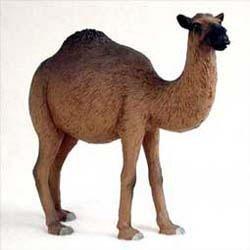 Camel Figurine Dromedary