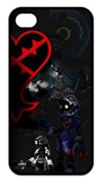 Kingdom Hearts Personalized Custom Hard CASE for iPhone 5 5s Durable Case Cover (WCA Designed)