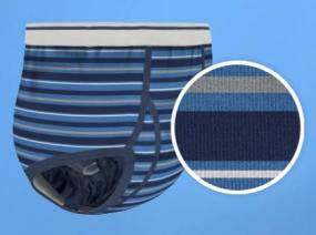 GoodNites Trufit Underwear are real nighttime underwear made with a soft and breathable fabric.