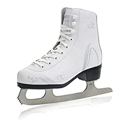 Lake Placid Girl's LP200G Figure Ice Skate