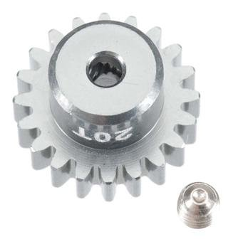 Duratrax Pinion Gear 20T 2.3mm .6 Module Vendetta - 1