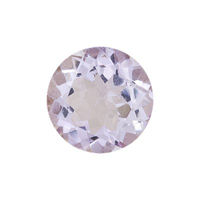 0.85 Cts of 6x6 mm AA Round Rose De France (