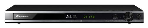 Pioneer Blu-ray disc player BDP-3120-K
