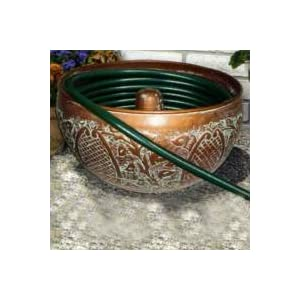 Cobraco Embossed Leaf Copper Hose Pot