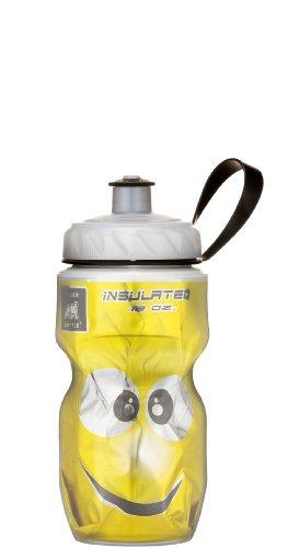 Polar Insulated Water Bottle (12-Ounce Kids, Jo Smiley)