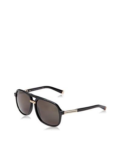 D Squared Sonnenbrille Dq00715801n (58 mm) schwarz