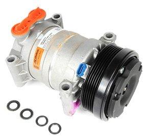 ACDelco 15-22124 GM Original Equipment Air Conditioning Compressor (Acdelco Ac Compressor S10 compare prices)