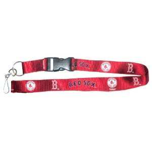 MLB Boston Red Sox Lanyard, Red at Amazon.com