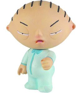 Picture of Mezco Family Guy Classics Figure Series 2 Bedtime Stewie (B005EN2LRS) (Mezco Action Figures)