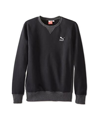 PUMA Men's Core Crew Neck Sweatshirt