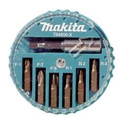 Makita 784800-A-A 7Pc Insert Bit Set