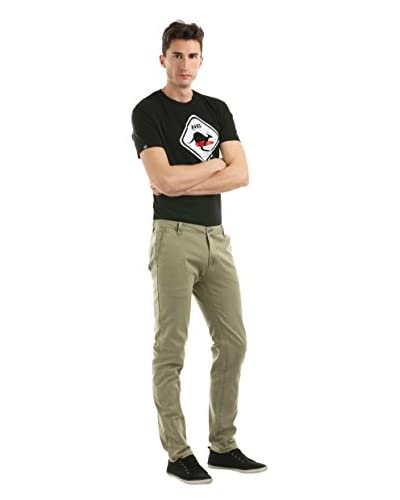 Hot Buttered Pantalone [Verde]