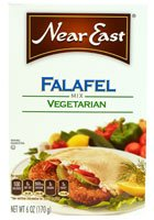 Near East - Vegetarian Falafel Mix - 6 Oz.