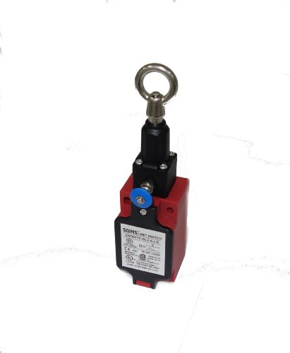 SUNS SND6170-SL2-A-LR Two Way Actuation Cable Pull Safety Switch 2NC